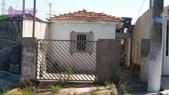 Terreno À Venda, 125 M² Por R$ 234.000,00 - Jardim Alvorada - Santo André/sp - Te0044
