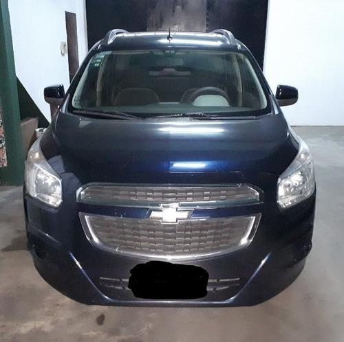Chevrolet Spin 1.8 Lt 5as 105cv 2013