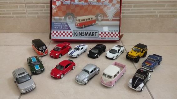 Miniaturas Kinsmart Carros Escala 1/32