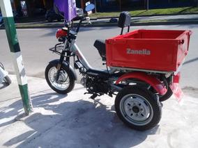 Tricargo Zanella 110cc Financio Solo Con Dni - Aprob Telefon