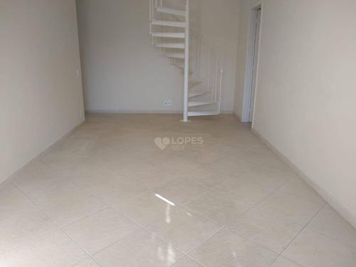 Cobertura À Venda, 90 M² Por R$ 495.000,00 - Centro - Niterói/rj - Co3086