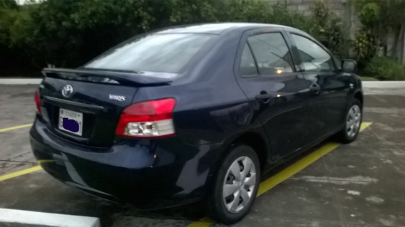 Toytoa Yaris 2009 Como Nuevo Sedan Full, 70000 Km Originales