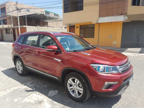 Vendo Camioneta Familiar Changan Cs75