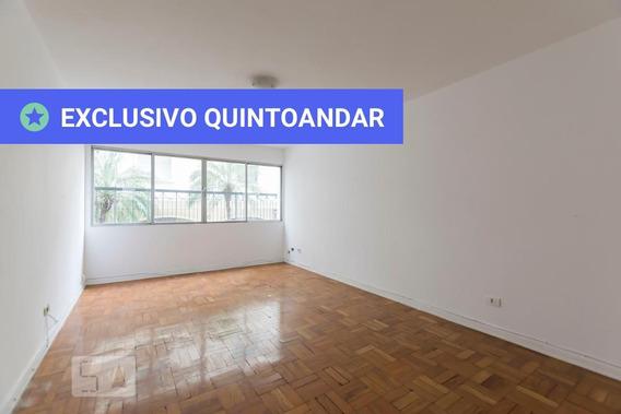 Apartamento No 1º Andar Com 2 Dormitórios E 1 Garagem - Id: 892973627 - 273627