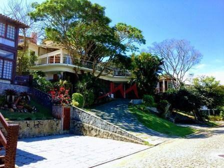 Casa 6 Suítes Na Praia De Geribá(canto Esquerdo) Cond Amarras Búzios - Ca0008