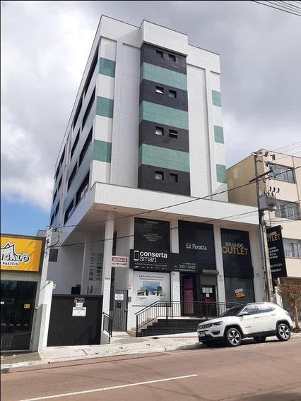 Sala Para Alugar, 85 M² Por R$ 1.500,00/mês - Centro - Ponta Grossa/pr - Sa0102