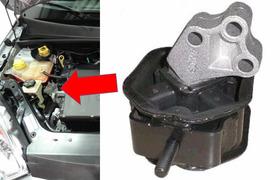 Calço Coxim Motor Direito Ford Ecosport Fiesta 1.0 1.6