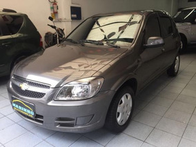 Celta Lt 1.0 Flex Vhce 2015 Completo Air Bag Abs Unico Dono
