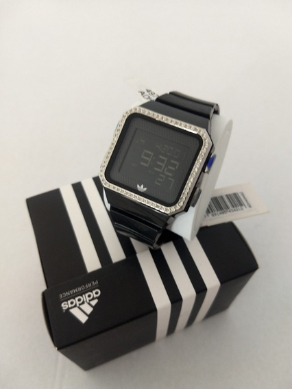 Relógio adidas Digital Com Strass Lindíssimo