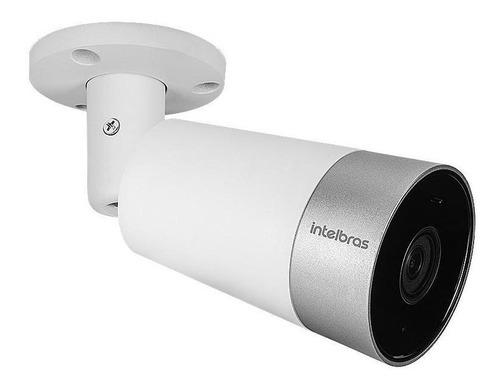 Imagem 1 de 5 de Câmera De Vídeo Intelbras Wi-fi Full Hd - Im5 + Cartão 32gb