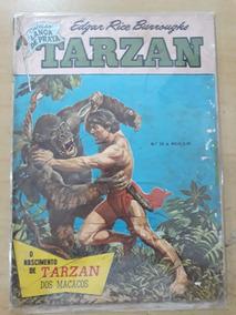 Tarzan Nº 28 - O Nascimento De Tarzan Dos Macacos - 1968