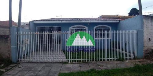 Casa Com 3 Dormitórios À Venda, 100 M² Por R$ 325.000,00 - Sítio Cercado - Curitiba/pr - Ca0413