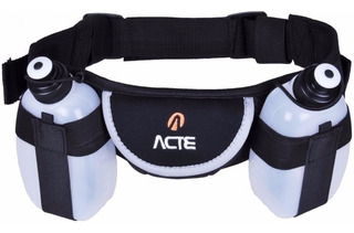 Cinturão De Hidratação Com Duas Garrafas Acte Sports1
