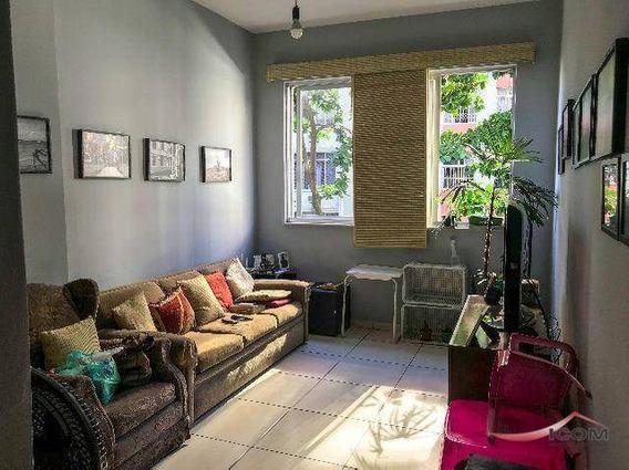 Apartamento Com 2 Dormitórios À Venda, 58 M² Por R$ 580.000,00 - Catete - Rio De Janeiro/rj - Ap4405