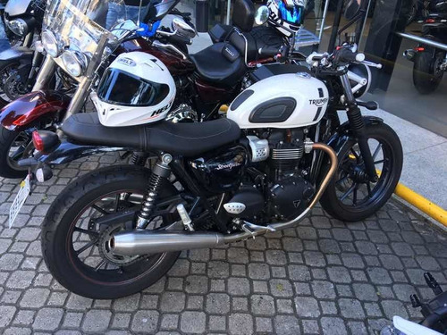 Triumph Bonneville Street Twin 900cc 2019