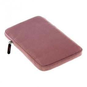 Case Para Tablet Leadership Shine 0555 Rosa 7 Polegadas Univ