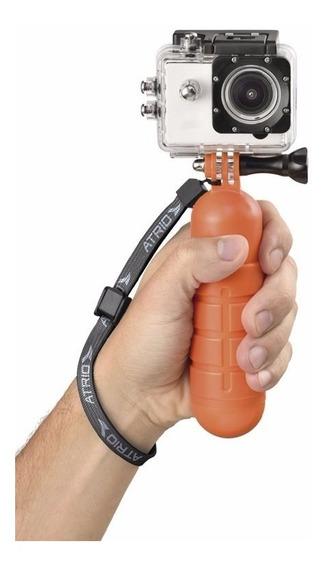 Grip Flutuante Gopro , Atrio E Outras Câmera De Ação - Es065