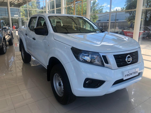 Nissan Frontier S 2.3 Cd 4x4 Mt  2021 #05
