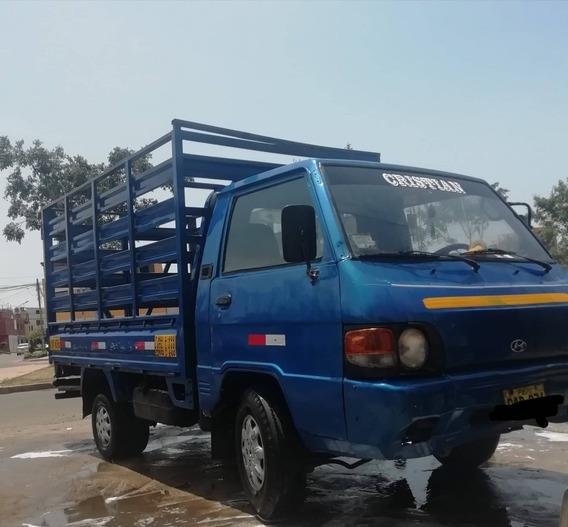 Hyundai Porter(h100) S/.25.000