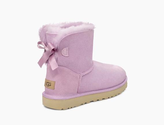 Finas Botas Ugg Mini Bailey Bow Boot Números Niñas & Damas
