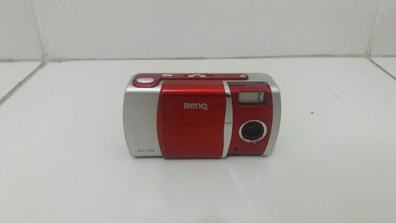 Câmera Fotográfica Benq // Dc E40
