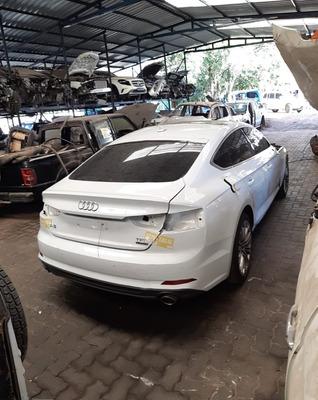 Sucata Audi A5 2017/2018 Gasolina 252cvs Branco