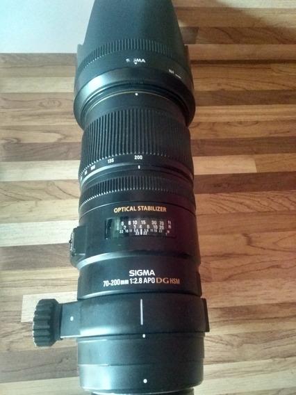 Lente Sigma Nikon