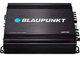 Blaupunkt 750w 2 Canales, Amplificador De Gama Completa (amp
