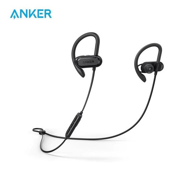 Fone Ouvido Ipx7 Anker Soundbuds Spirit Bluetooth 5.0 Aptx