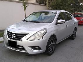 Nissan Versa 1.6 Exclusive Navi 2015