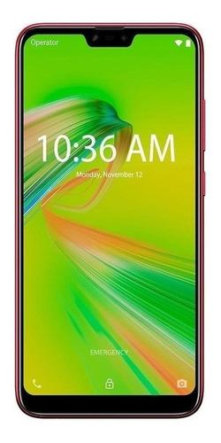 Asus ZenFone Max Shot ZB634KL Dual SIM 32 GB  vermelho 3 GB RAM