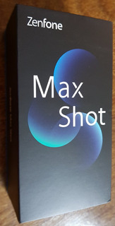 Zenfone Max Shot 4 X 64gb - Frete Grátis - Na Mão