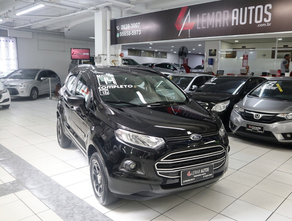 Ford Ecosport Ecosport Se 1.6 16v Flex Manual