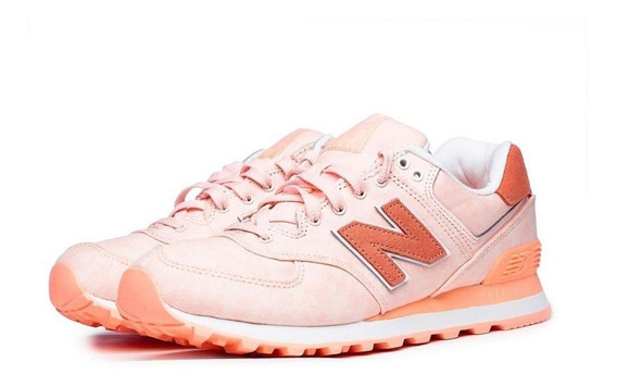 Zapatillas Originales New Balance Mujer 574 Entrego Hoy