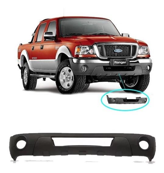 Spoiler Saia Parachoque Ford Ranger 2005 2006 2007 2008 2009