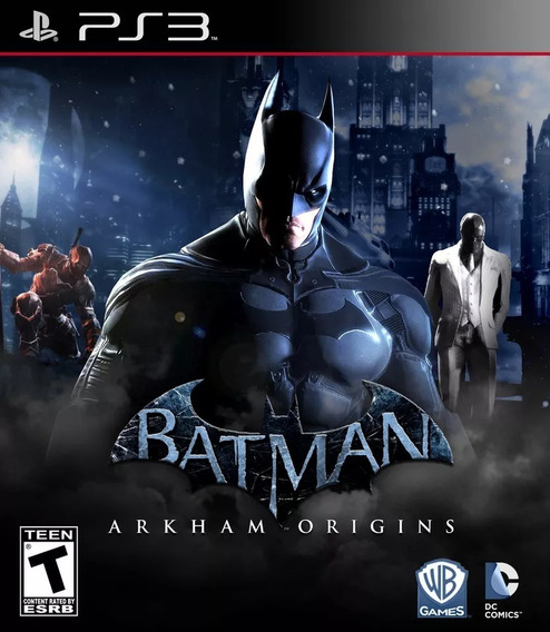Batman Origins Ps3 Original Envio Imediato Psn!