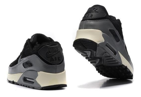 Zapatillas Nike Air Max 90 Verde Musgo