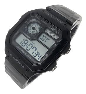 Reloj Tressa Vintage Digital Ron I Envió Gratis Oficial