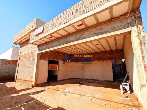 Casa Com 3 Dormitórios À Venda, 210 M² Por R$ 200.000,00 - Jardim Colorado - Olímpia/sp - Ca0097