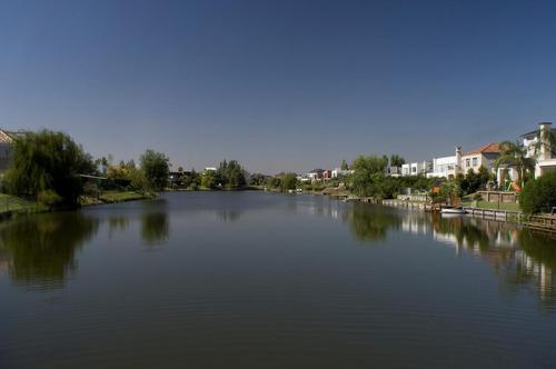 Nordelta   Los Puentes - Lote Al Agua.