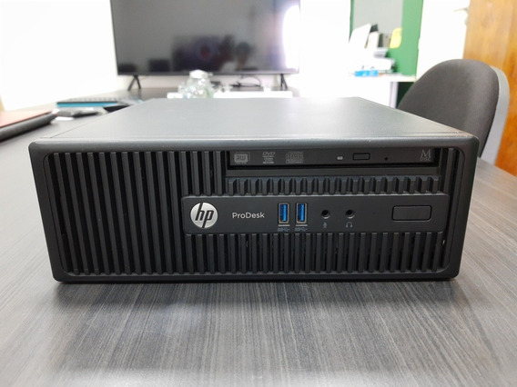 Pc Hp Prodesk I5 8gb Ssd 240gb