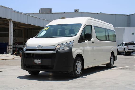 Toyota Hiace 2020 3.5 Super Larga Ventanas Mt