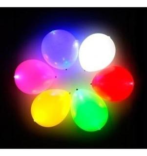 Globos Luz Led Fiestas 50 Unidade Incluye Asistencia 6/1