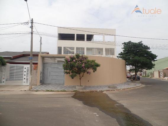 Casa Com 3 Dormitórios À Venda Ou Locação, 220 M² - Residencial Bordon - Sumaré/sp - Ca3360