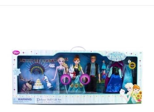 Disney Frozen Set Regalo Deluxe 15 Piezas Origina
