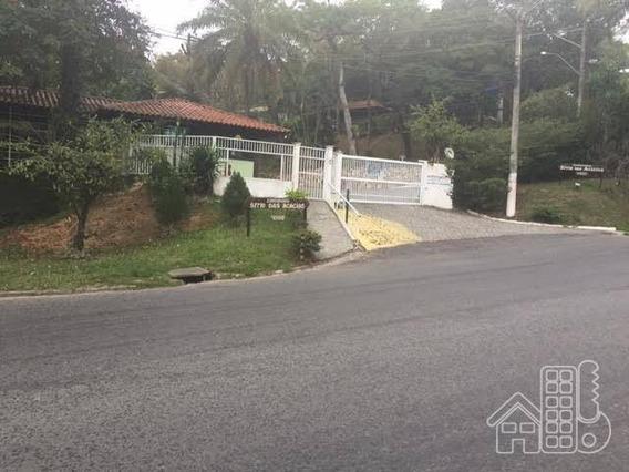 Terreno Residencial De 2 Mil M² À Venda, Rio Do Ouro, São Gonçalo. - Te0020