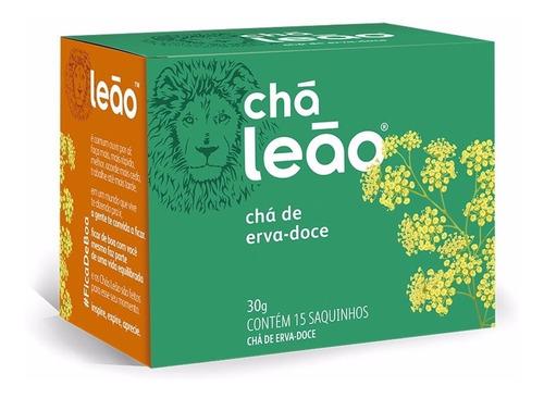 Chá Leão Ervas - Erva-doce - 15 Sachês