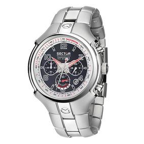 Relógio Masculino Analógico Sector Ws30223t - Prata
