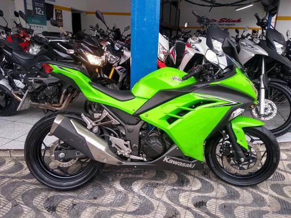 Kawasaki Ninja 300 2017 Moto Slink