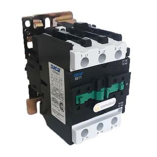 Contactor Tripolar 65a 1na + Nc 220v/24v Sica 6511